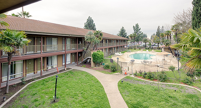 Budgetel - Hotel Modesto, CA