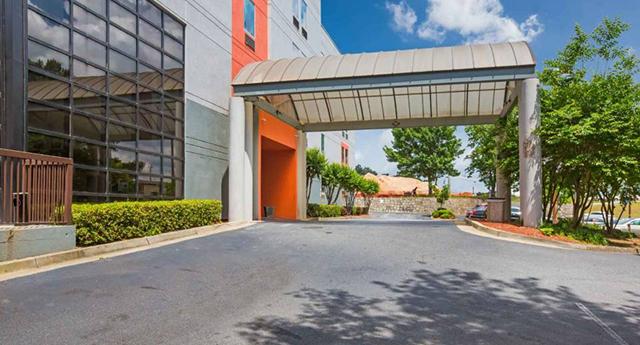 Budgetel - Hotel Atlanta, GA