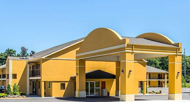 Budgetel - Hotel Scottsboro, AL